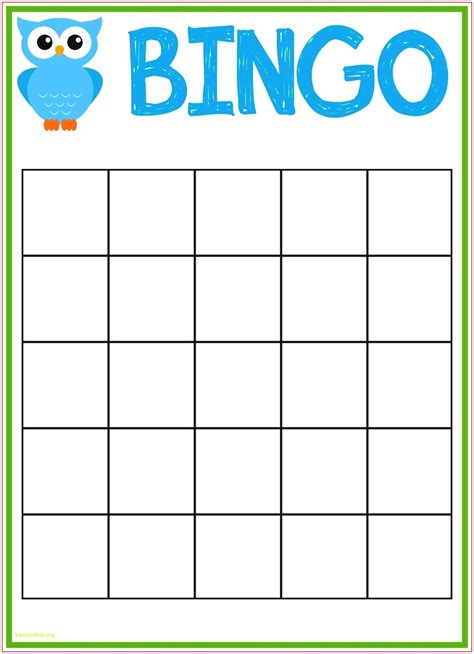 Https Tipjunkie Bingo Card Templates by Blank Bingo Card Template Microsoft Word Awesome