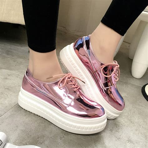 Handmade Designer Shoes - aliexpress buy fashion patent leather shoes