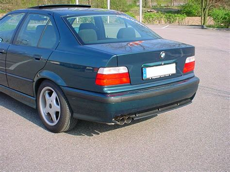 Käfer Tieferlegen H Kennzeichen by Bmw E36 318i 3er Bmw E36 Quot Limousine Quot Tuning