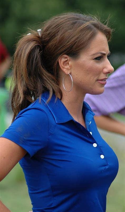 Holly Sonders Female Golfer Pictures Female Golf