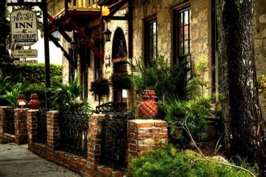 old city house inn and restaurant 25 best romantic getaways in st augustine florida