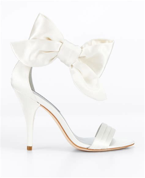 Wedding Shoes Bow by Wedding Shoes With Bows On Back Www Imgkid The