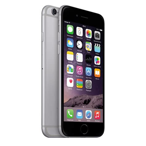 apple iphone 6 64 go gris sid 233 ral mobile smartphone apple sur ldlc