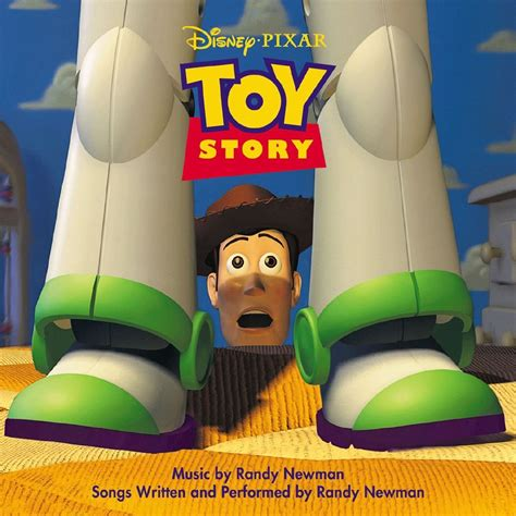 Story Original - randy newman story original soundtrack cd