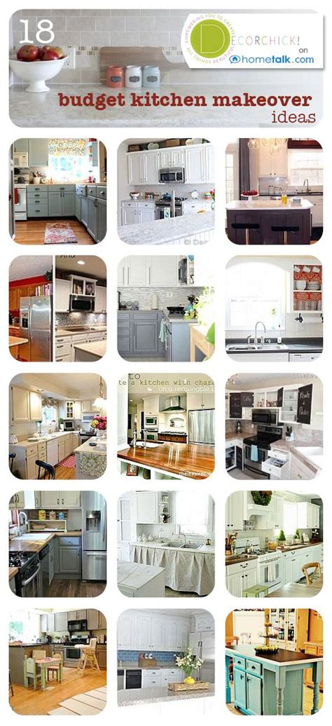 budget kitchen makeovers kitchen makeovers and budget on