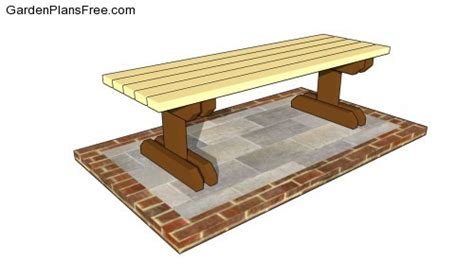park bench blueprints park bench plans free garden plans how to build garden