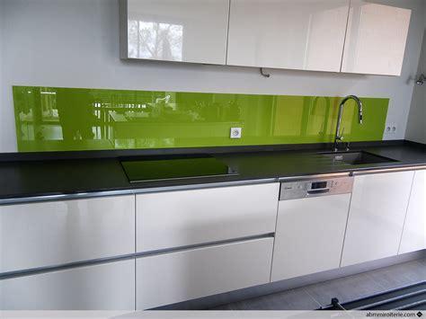 cr馘ence cuisine en verre design cr 233 dence en verre aigrefeuille archives abm miroiterie