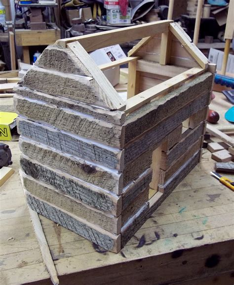How To Build A Primitive Cabin by York Mountain Primitives Building A Primitive Cabin