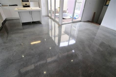 Display Homes With Polished Concrete Floors - high gloss concrete floors high gloss polished concrete
