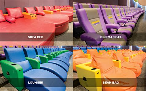 cinemaxx gold lippo village cinemaxx gold lavish seats gourmet snacks and more