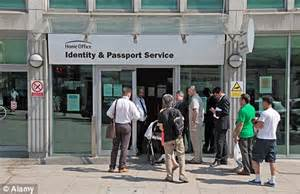 Passport Office Hours by Passport Renewal Travellers Warned As Applications Look