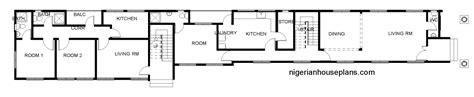 duplex floor plans 2 bedroom 4 bedroom duplex 2 bedroom flats ref 4017 nigerianhouseplans