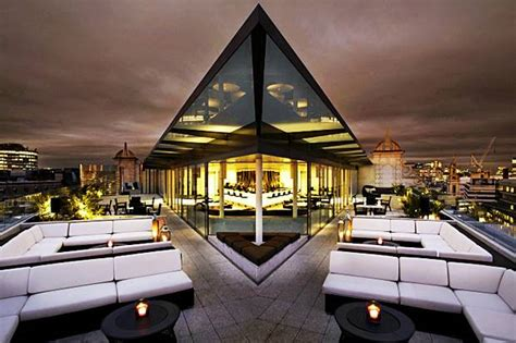roof top bar strand it is all about you at me london the lux traveller