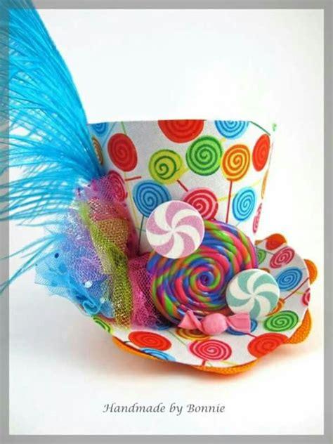 sombreros divertidos de mujer como hacerlos de goma eva pin by claudia cordova on sombreros locos pinterest