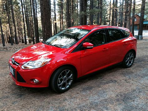 Ford Focus Se 2013 by Review 2013 Ford Focus Se Hatchback Driveandreview