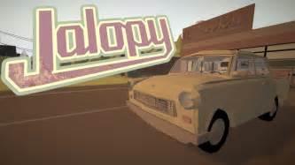 jalopy free version