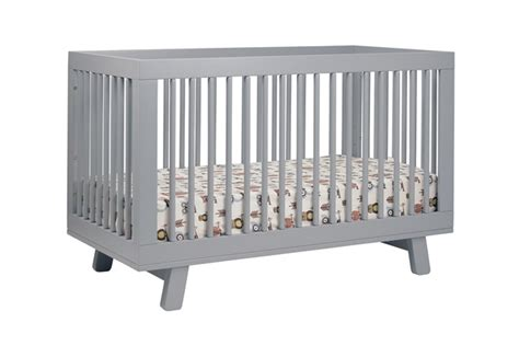 Babyletto Hudson 3 In 1 Convertible Crib With Toddler Rail Babyletto Hudson 3 In 1 Convertible Crib Ideal Baby