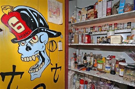 Firehouse Pantry by Eats Food Is Baked Into The Firefighters Culture