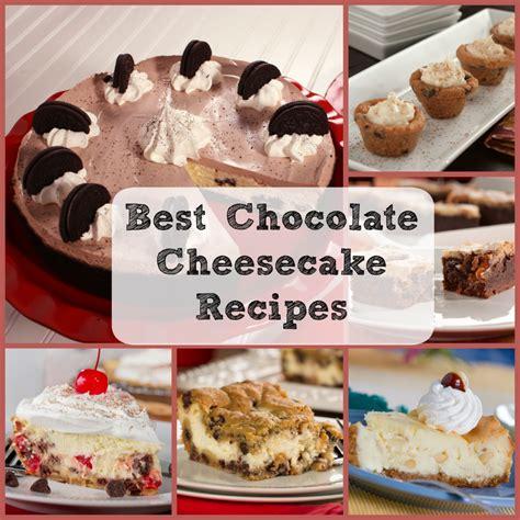 best cheese cake recipe best cheesecake recipes 8 chocolate cheesecake recipes