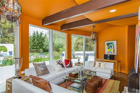 orange living room ideas 24 orange living room ideas and designs wow