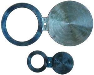 Spactakle Blind Flange spectacle blind flange servetech