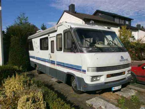 Tv Mobil Gmc chevrolet sun sport wohnmobil der extraklasse wohnwagen
