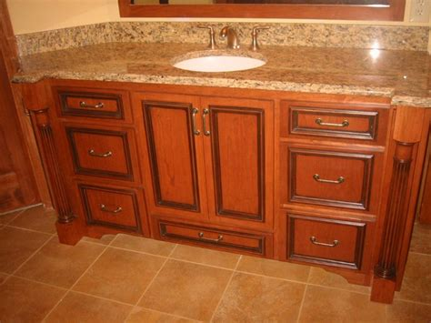 why should i choose custom bathroom cabinets