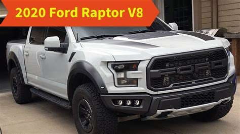 Ford V8 2020 by 2020 Ford Raptor V8 Review Option Price Redesign