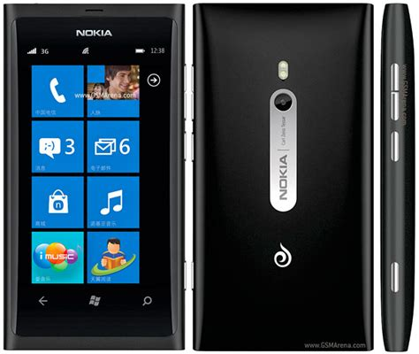 Hp Nokia Lumia 800 nokia 800c pictures official photos