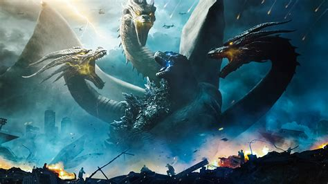 godzilla king   monsters  wallpapers hd