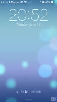 ios 7 beta dynamic wallpaper iphone 4 images