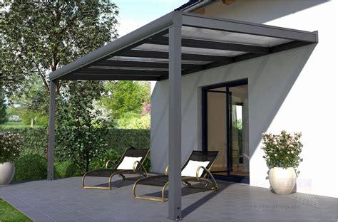 terrassendach alu glas frisch moderne terrassen 252 berdachung genial home ideen