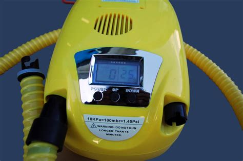 inflatable boat electric air pump electric air pump for inflatable boats with digital