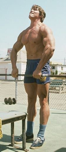 strong thighs for chubbies arnold schwarzenegger s son patrick shows off his muscular