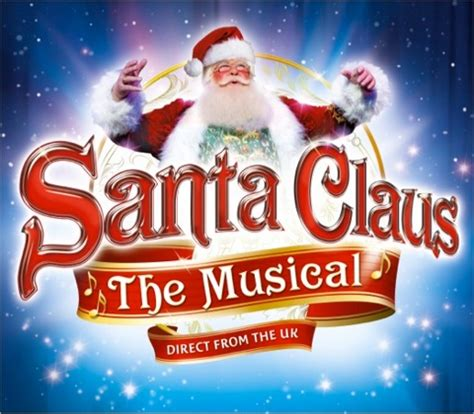 santa claus the musical