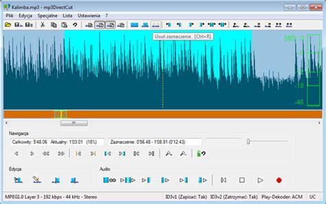 Mp3directcut Download Gratis | mp3directcut 2 21 pobierz za darmo free download