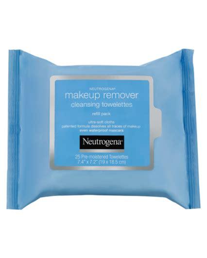 Neutrogena Makeup Remover neutrogena 174 makeup remover cleansing towelettes