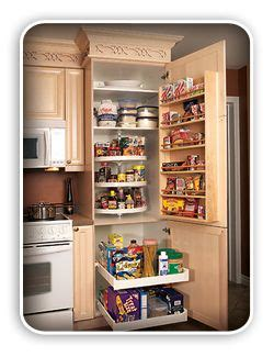 small pantry carousel pantry cabinet featuring rool
