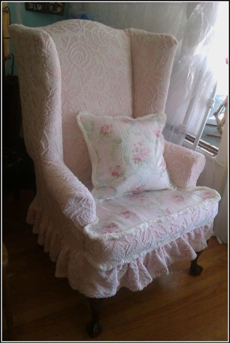 slipcovers for wingback chairs with square cushion chair