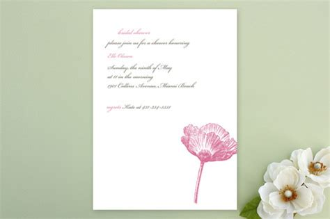 Bridal Shower Devotional by Modern Devotion Bridal Shower Invitations By Emily Minted