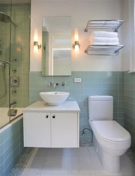 renovations how to make your bathroom look bigger