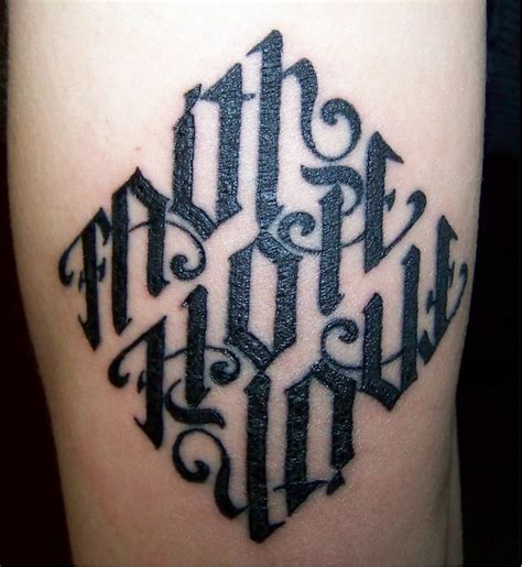 tattoo meaning no love 38 ambigram tattoos you ll have to see to believe