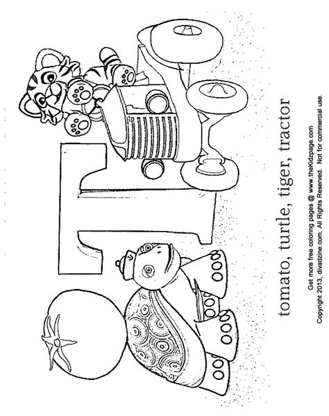 coloring page letter t letter t coloring abc s free coloring pages for