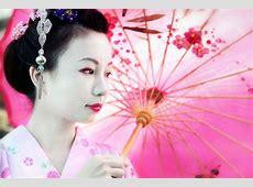 Geisha makeup tutorial and pictures - yve-style.com Unique Nail Designs Pinterest