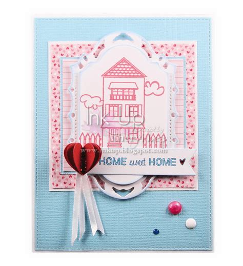 ink up home sweet home a dt call