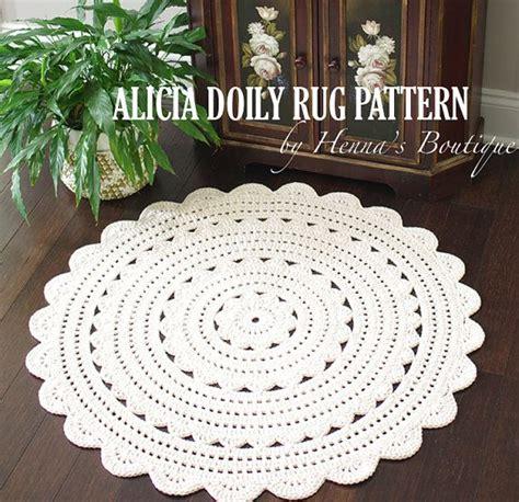 doily rug pattern 25 best ideas about crochet doily rug on doily rug crochet rug patterns and