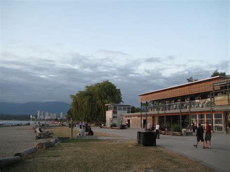 boat house vancouver boathouse kitsilano vancouver omd 246 men om restauranger