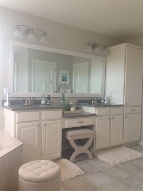 long bathroom mirrors framed bathroom mirror willoughbywaywest pinterest