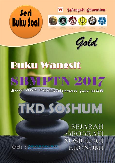 Buku Wangsit Education Sbmptn 2018 Paket Gold Ipa 51 wangsit education