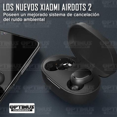 audifonos inalambricos bluetooth xiaomi redmi airdots  wireless